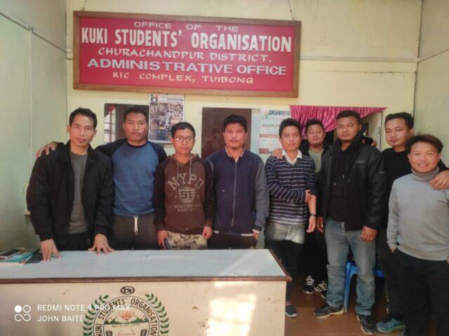 Kuki Students Organisation
